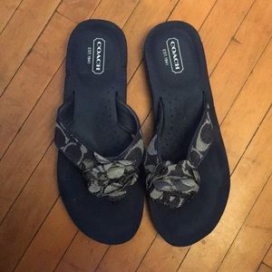 Jillian Coach 6.5 sandals